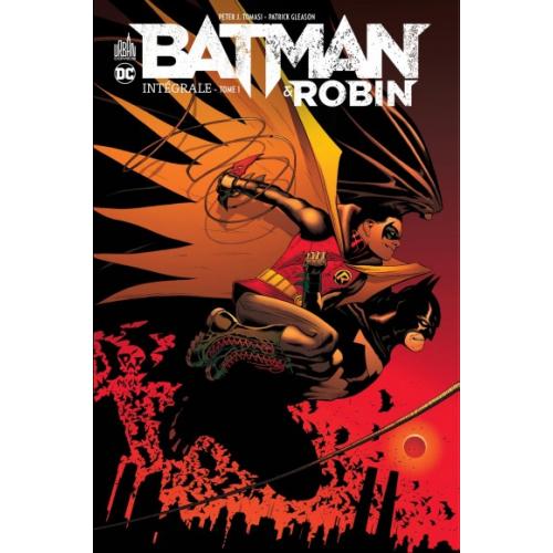 BATMAN & ROBIN Intégrale Tome 1 (VF)