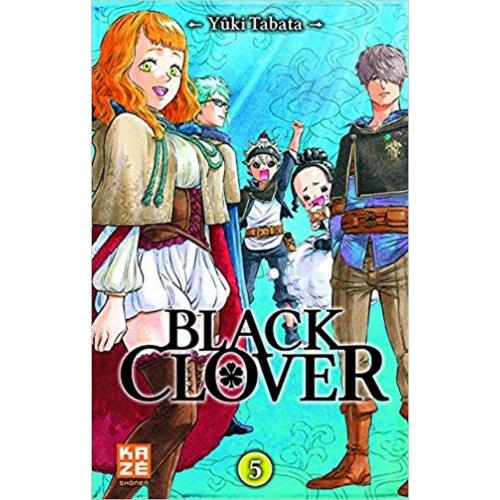 Black Clover Tome 5 (VF)