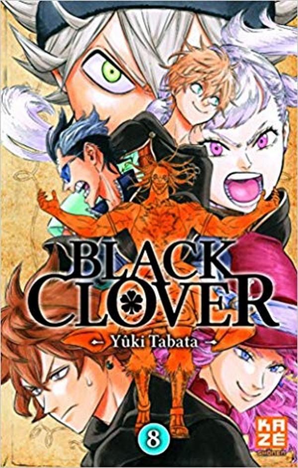 Black Clover Tome 8 (VF)