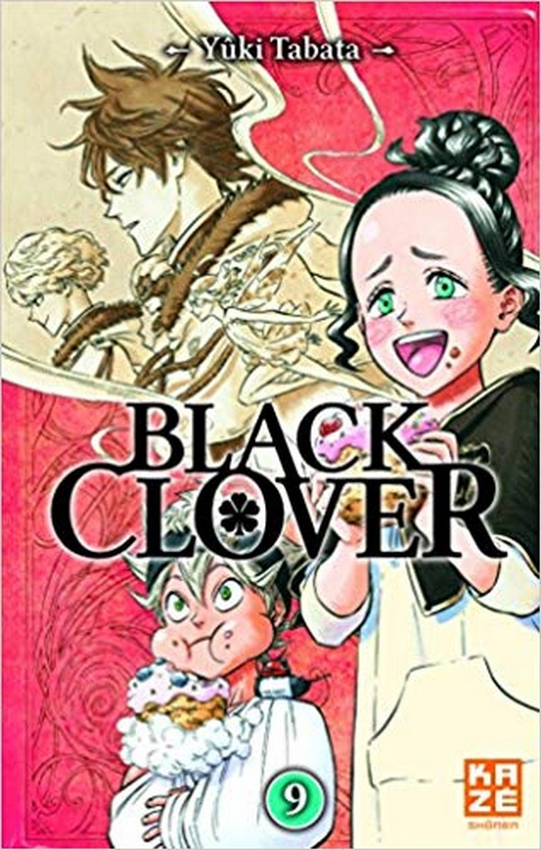 Black Clover Tome 9 (VF)