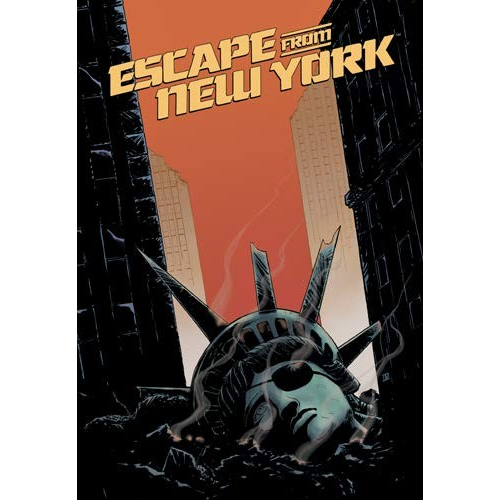 Escape from New York Tome 3 (VF)