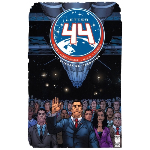 Letter 44 Tome 1 (VF)