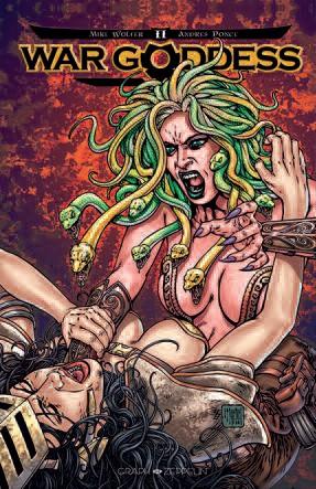War Goddess Tome 2 (VF)