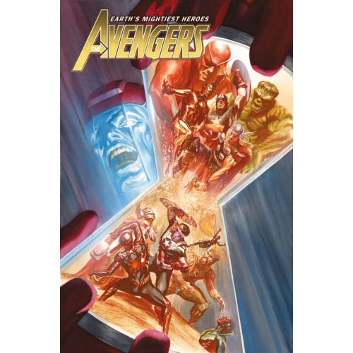 Avengers Tome 1 : Guerre Totale (VF)