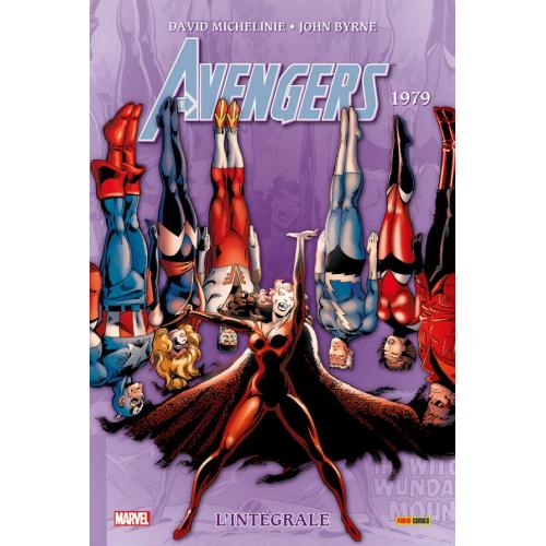 Avengers Intégrale 1979 (VF)
