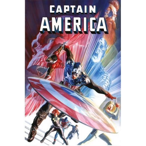 Captain America par Brubaker Tome 4 (VF)
