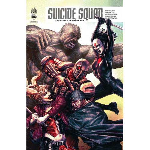 Suicide Squad Rebirth Tome 5 (VF)