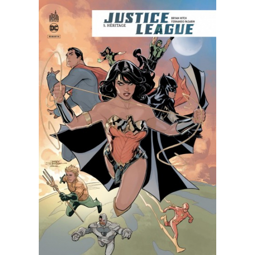 Justice League Rebirth Tome 5 (VF)