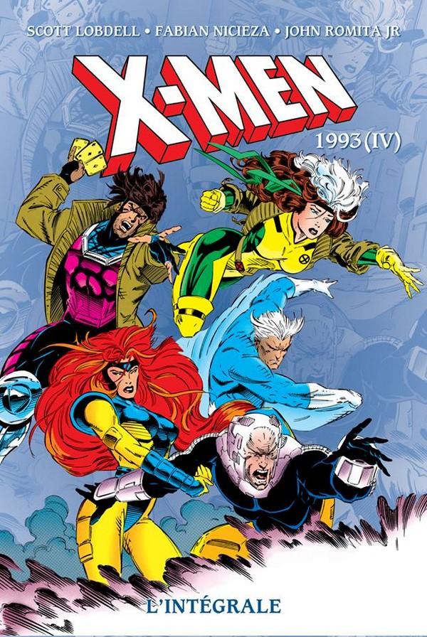 X-MEN INTEGRALE 1993 IV (VF)