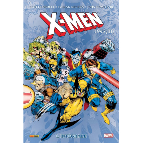 X-MEN INTEGRALE Tome 34 1993 III (VF)