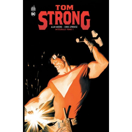 Tom Strong Tome 1 (VF)