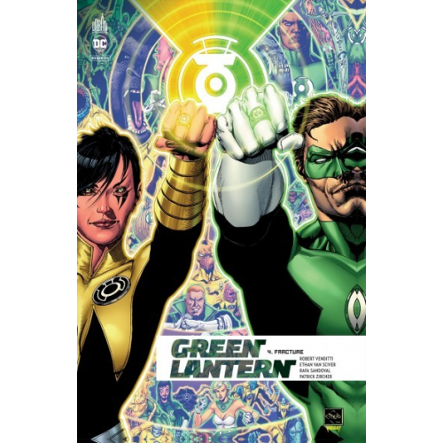 Green Lantern Rebirth Tome 4 (VF)