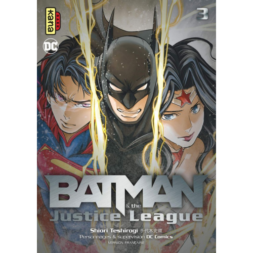 Batman & Justice League Tome 3 (VF)