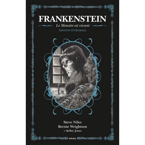 Frankenstein le monstre est vivant Édition Intégrale (VF)