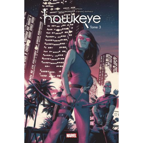 HAWKEYE Tome 3 (VF)
