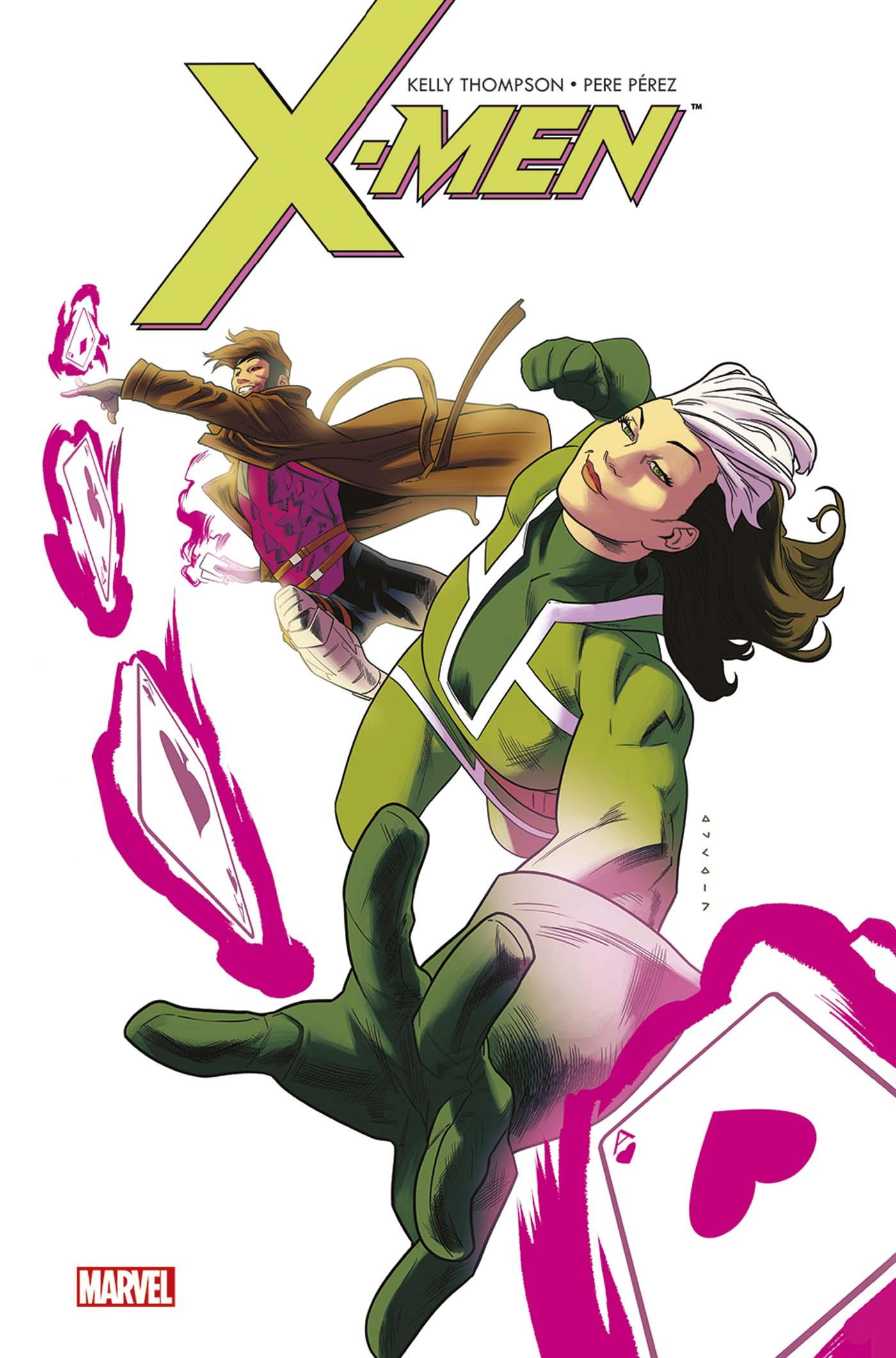 X-Men : Malicia et Gambit (VF)