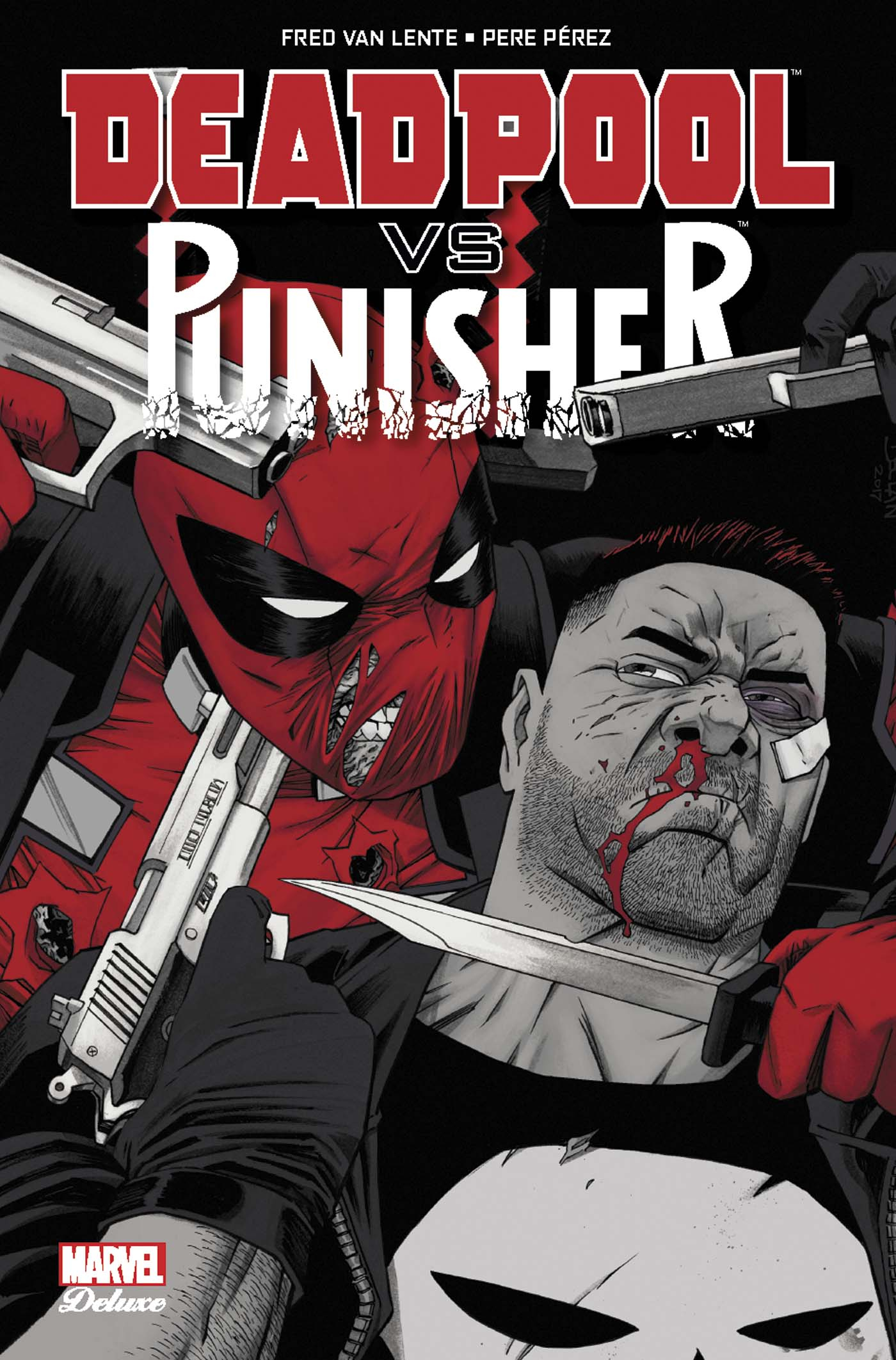 DEADPOOL VS PUNISHER (VF)