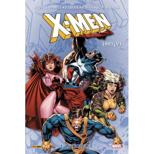 X-MEN INTEGRALE 1993 tome V (VF)