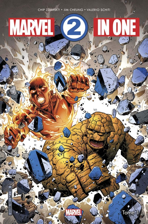 Marvel 2-In-1 Tome 1 (VF)