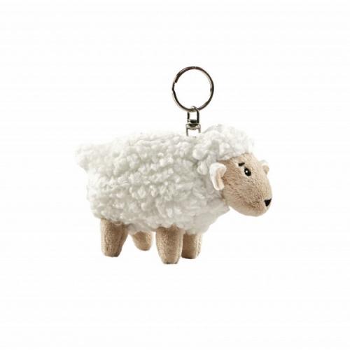 Porte-clés peluche Le Mouton 10 cm
