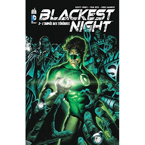 Blackest Night Tome 2 (VF)