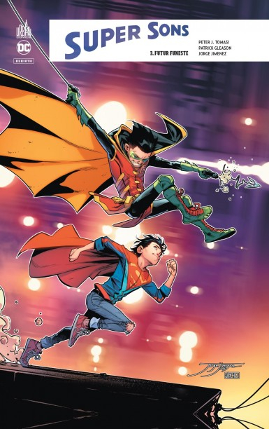 Super Sons Tome 3 (VF)