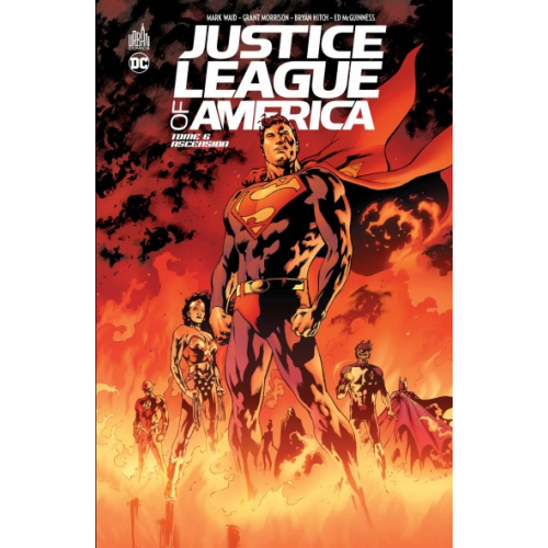 Justice League of America Tome 6 (VF)