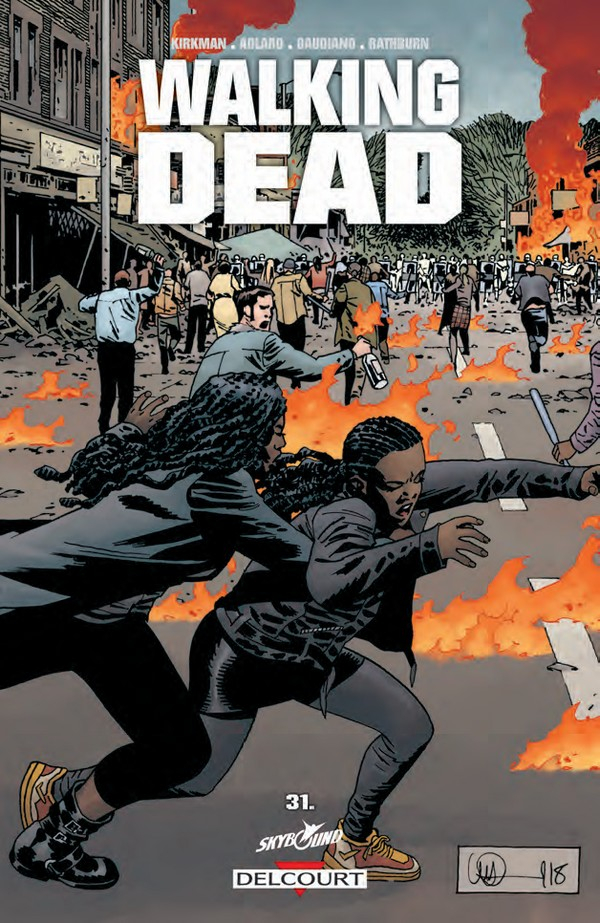 Walking Dead Tome 31 (VF)