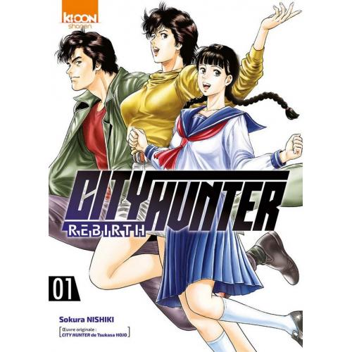 City Hunter Rebirth Tome 1 (VF)