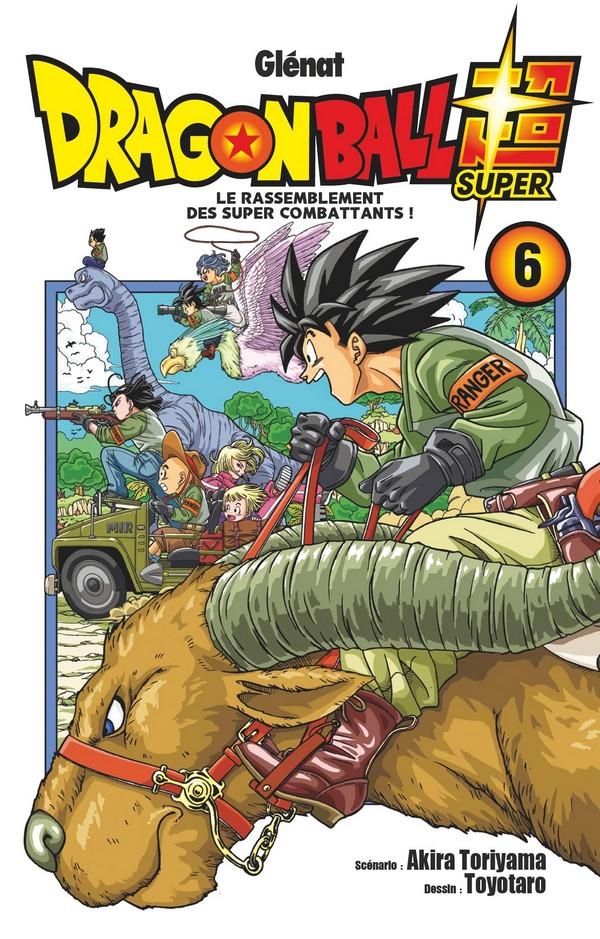 Dragon Ball Super Tome 6 (VF)