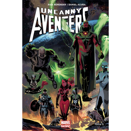 Uncanny Avengers Tome 6 (VF) occasion