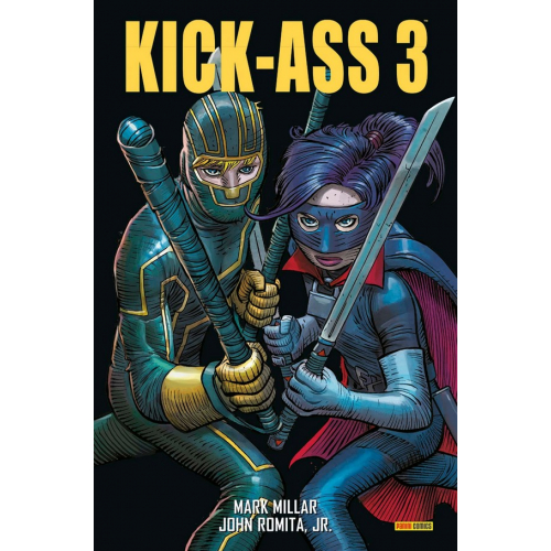 Kick Ass 3 Intégrale Deluxe (VF)