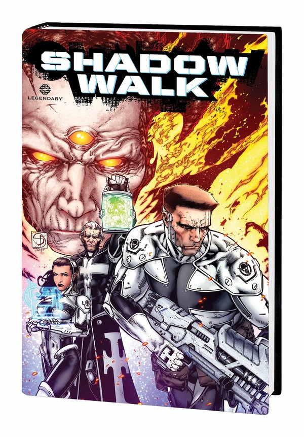 SHADOW WALK PREM HC (VO)