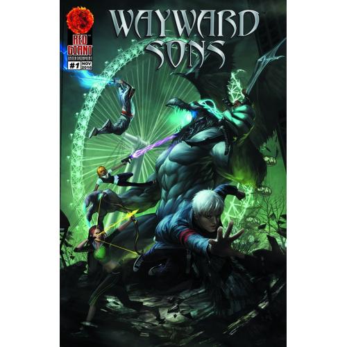 WAYWARD SONS 1 (VO)