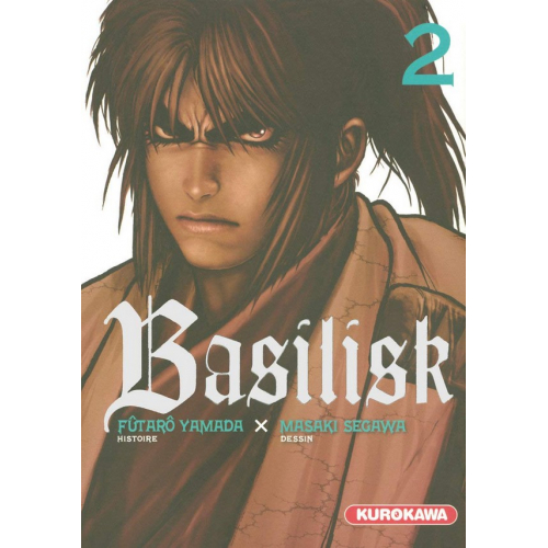 Basilisk Tome 2 (VF)