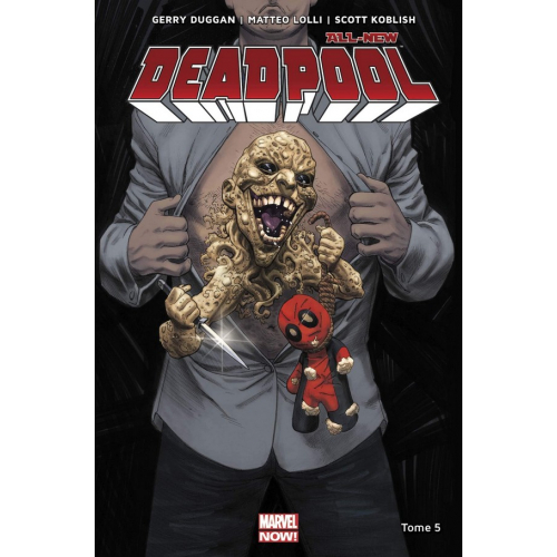 ALL-NEW DEADPOOL Tome 5 (VF)