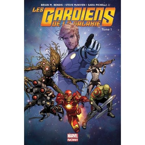 Les Gardiens de la galaxie Marvel Now Tome 1 (VF) occasion