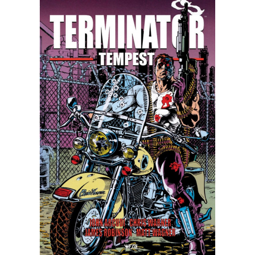 Terminator Tempest Édition Collector Original Comics 300 ex. (VF)