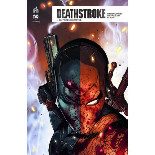Deathstroke Rebirth Tome 1 (VF) occasion