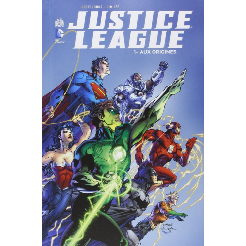 Justice League Tome 1 (VF) occasion