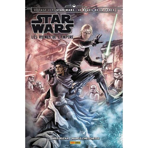 Star Wars : Les Ruines de l'Empire (VF) occasion