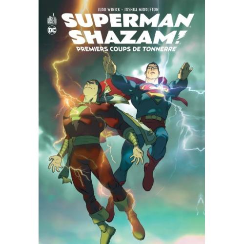 Superman/Shazam: Premiers coups de tonnerre (VF)