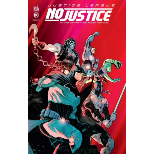 Justice League : No Justice (VF)