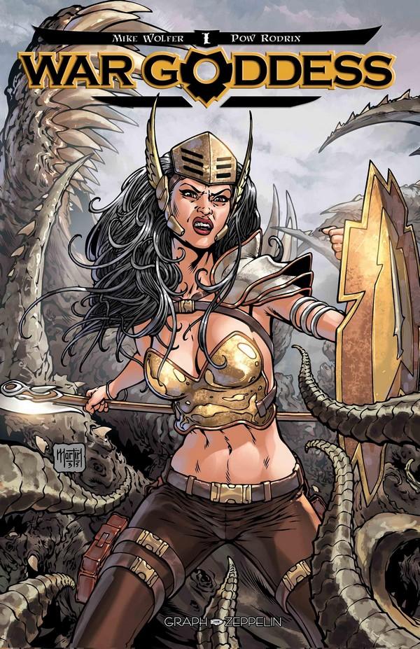 War Goddess (VF)