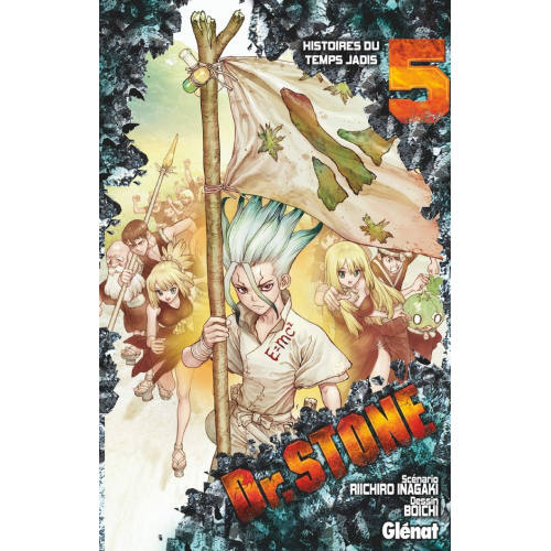 Dr Stone Tome 5 (VF)