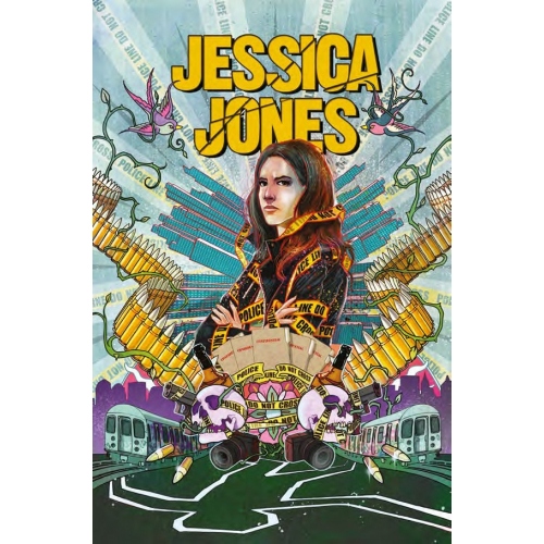 JESSICA JONES TOME 1 : ANGLE MORT (VF)