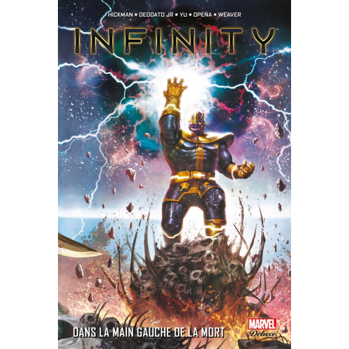 Infinity Tome 2 (VF)