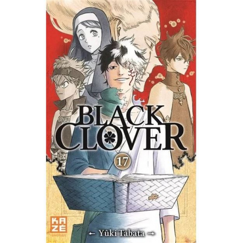 Black Clover Tome 17 (VF)