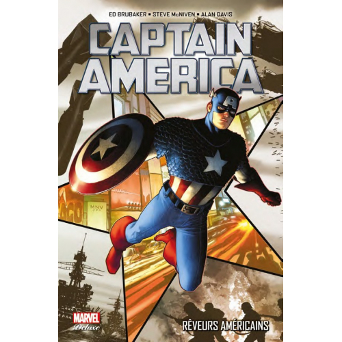 CAPTAIN AMERICA TOME 1 - Reveurs Américains (VF)