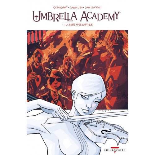 Umbrella Academy Tome 1 La Suite apocalyptique Nouvelle Edition (VF)